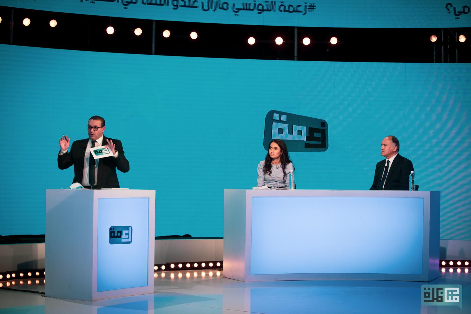 Debate Tunisia Youth Studio Education Public Democracy