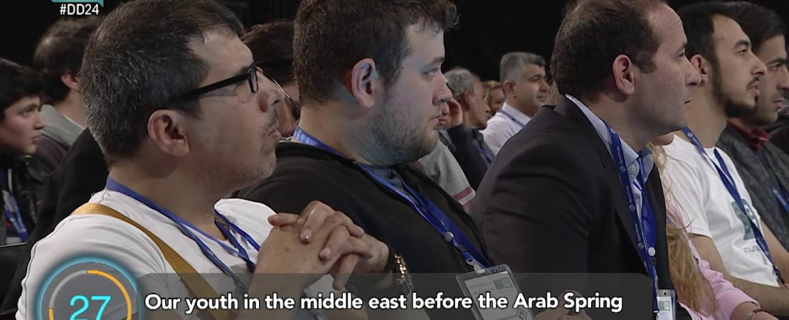 Full Debate: Trump Is Better for The Arab World #DD24