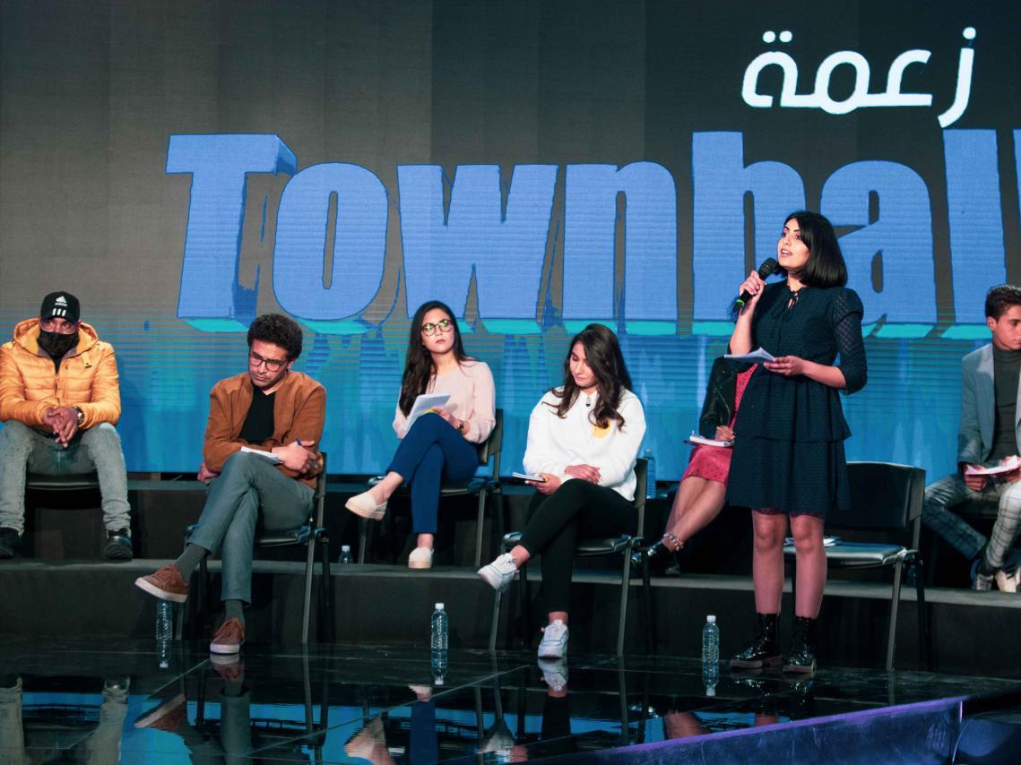 Debate Tunisia Youth Studio TownHall Law52 Cannabis Tunis Zatla