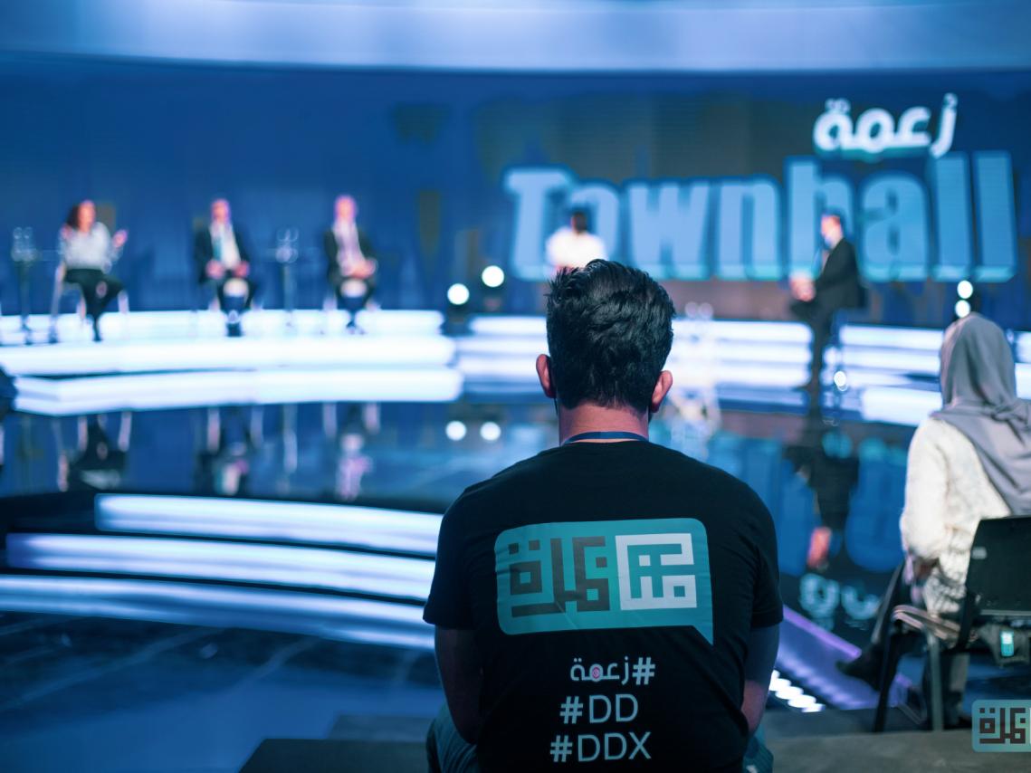 Debate Tunisia Youth Studio TownHall Law52 Cannabis Tunis